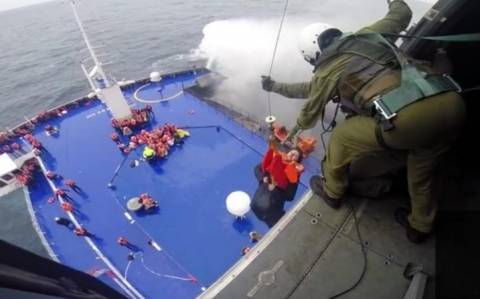 Norman Atlantic: Βρέθηκαν τρεις ακόμη νεκροί στο πλοίο