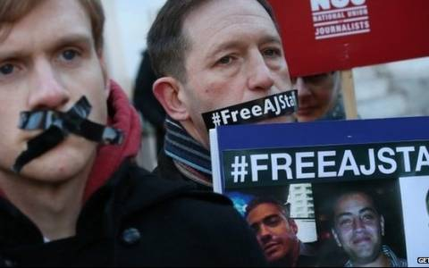Αίγυπτος: Ελπίδες για τους δημοσιογράφους του Al Jazeera