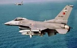 Υπερπτήσεις τουρκικών αεροσκαφών πάνω από το Αιγαίο