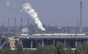 Ουκρανία: Μάχες στο αεροδρόμιο του Ντονέτσκ – 3 νεκροί