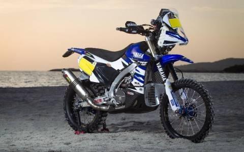 Rally Dakar 2015: Η ομάδα της Yamaha