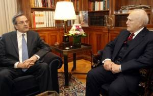Εκλογές 2015: Πάει… Μέγαρο ο Σαμαράς
