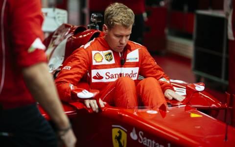 F1: Sebastian Vettel ο πέμπτος