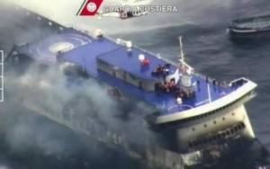 Δέκα οι νεκροί σύμφωνα με το ιταλικό Ναυτικό
