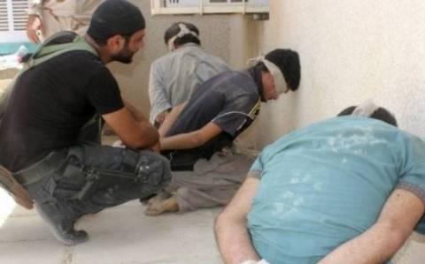 Το Ισλαμικό Κράτος εκτέλεσε 120 δικούς του μαχητές