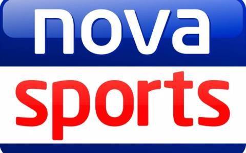 Ποδαρικό στη Novasports με ζωντανές μεταδόσεις