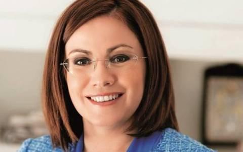 Η Μαρία Σπυράκη εκπρόσωπος Τύπου της ΝΔ