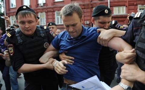 Ρωσία: Συνελήφθη ο καταδικασμένος πολέμιος του Πούτιν