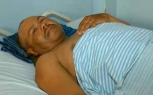 Βραζιλία: Διένυσε 100 χλμ με ένα μαχαίρι καρφωμένο στο κεφάλι! (photo)