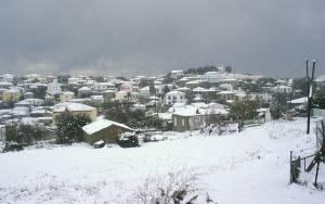 Ο καιρός τις επόμενες ώρες - Πού θα χιονίσει