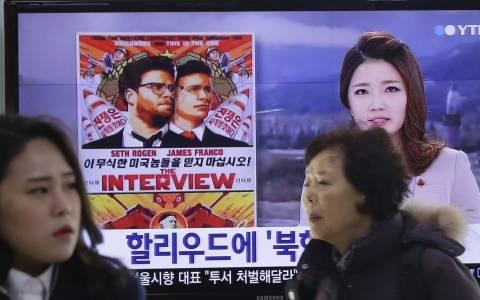 Βροχή DVD με το «Interview» ετοιμάζει ακτιβιστής