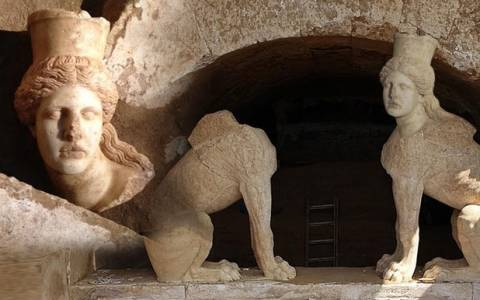 Αμφίπολη: Οι επιγραφές και τα ονόματα των Θρακών του Παγγαίου