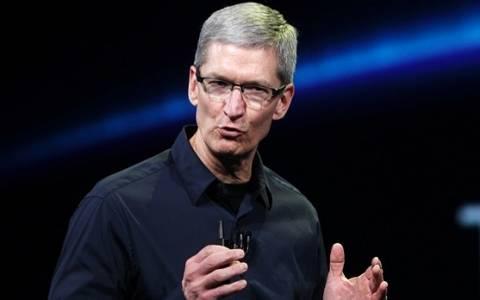 Ο Τιμ Κουκ της Apple, καλύτερος CEO της χρονιάς