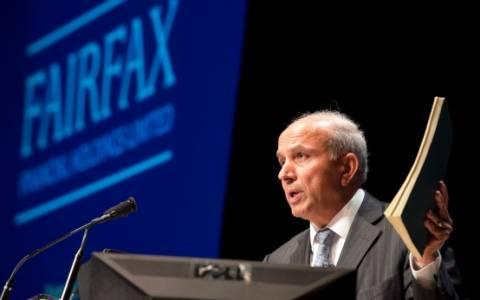 Επενδύει σε ασφαλιστικές της Ευρώπης η Fairfax