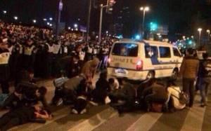 Σαγκάη: Αιματοβαμμένη αυγή του 2015 – 35 άτομα ποδοπατήθηκαν