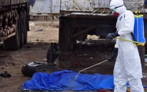 ΠΟΥ: Στους 7905 οι νεκροί του Έμπολα