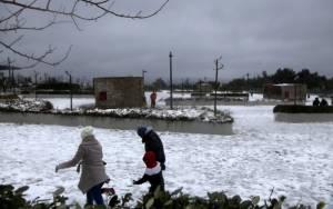 Κακοκαιρία: Πού θα χιονίσει τις επόμενες ώρες