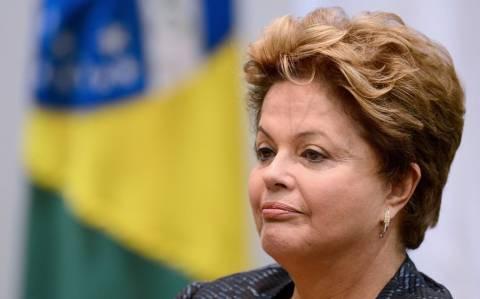 Βραζιλία: Ορκίζεται για δεύτερη θητεία η Ρούσεφ