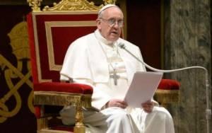Ο Πάπας Φραγκίσκος ετοιμάζει εγκύκλιο για την κλιματική αλλαγή