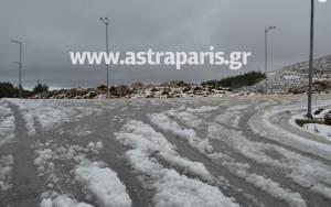 Σφοδρό κύμα κακοκαιρίας πλήττει το νησί της Χίου (Pics)