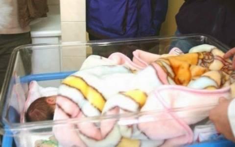 Κοριτσάκι το πρώτο μωρό του 2015 στην Ξάνθη