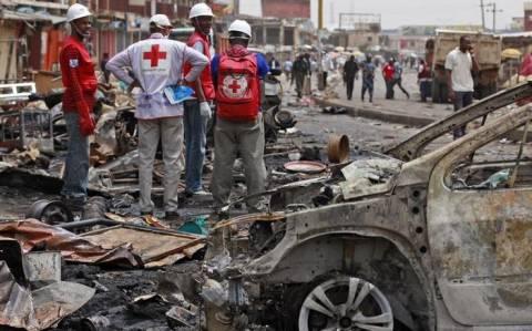 Νιγηρία: Καμικάζι ανατινάχθηκε μπροστά από εκκλησία