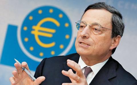 Ντράγκι: Δεν θα διαλυθεί η ευρωζώνη