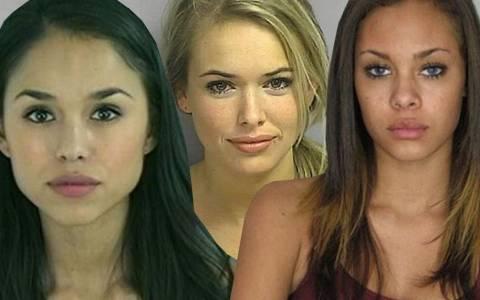Οι πιο όμορφες εγκληματίες που έχουν συλληφθεί ποτέ (photos)