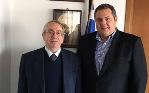 Εκλογές 2015- Ο Ιωάννης Σακκάς υποψήφιος με τους Ανεξάρτητους Έλληνες