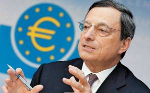 Greek voters will decide on next government, ECB chief Draghi says