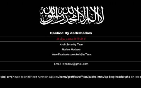 Μουσουλάνοι χάκερ δημιουργούν χάος στο Μπρίστολ