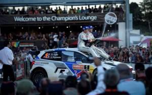 WRC: Η χρονιά του Sebastien Ogier σε εικόνες