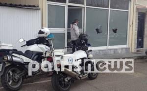 Έσπασαν τα γραφεία Εθνικής Δράσης Ηλείας