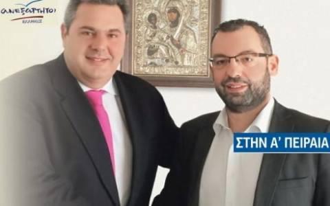 Υποψήφιος με τους ΑΝ.ΕΛ. ο Γ. Χριστοφορίδης