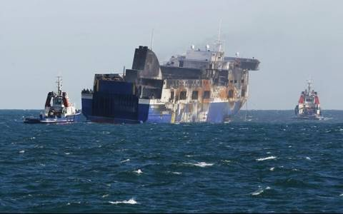 Νόρμαν Ατλάντικ: Δεν εντοπίσθηκαν άλλα θύματα στο πλοίο