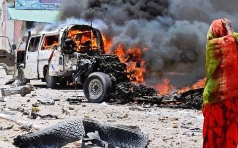 Σομαλία: Τέσσερις νεκροί από έκρηξη παγιδευμένου αυτοκινήτου