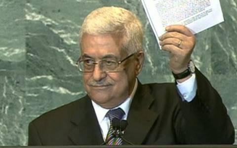Εκ νέου υποβολή ψηφίσματος για τη δημιουργία Παλαιστινιακού κράτους