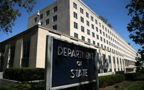 State Department: Εύσημα για τη σύλληψη Ξηρού