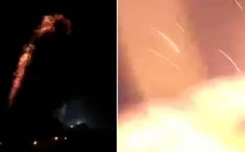 Βραζιλία: Αδέσποτο… πυροτέχνημα εισέβαλε σε διαμέρισμα από το παράθυρο!