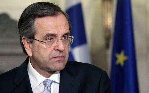Bloomberg: Ο Σαμαράς προειδοποιεί για τον κίνδυνο ενός Grexit