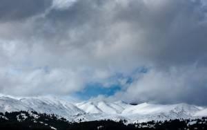 Κακοκαιρία: Ποιοι δρόμοι είναι κλειστοί λόγω χιονιά