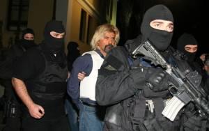 Σύλληψη Ξηρού: Έρευνες της Αντιτρομοκρατικής στο Λουτράκι