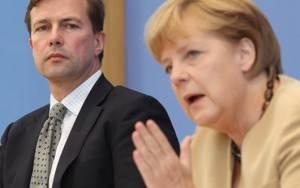 Ζάιμπερτ: Στόχος μας πάντα η σταθεροποίηση της ευρωζώνης