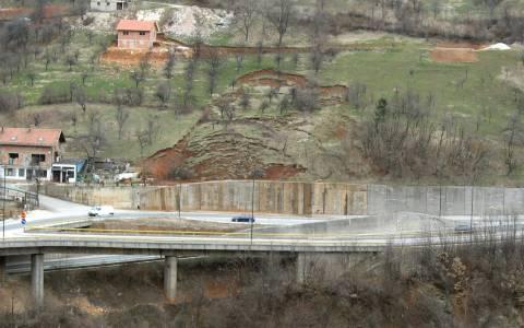Σαράγεβο: Μία νεκρή και τρεις τραυματίες από κατολίσθηση