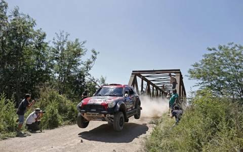 Rally Dakar 2015 1η ημέρα: Ξεκίνημα και τιμωρία