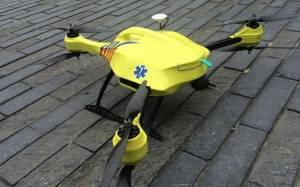 Έρχεται το ιπτάμενο... ασθενοφόρο-drone! (vids+pics)