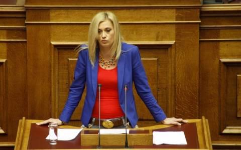 Ραχήλ: Η Κομισιόν με δικαιώνει - Σε λίγο Samarasexit