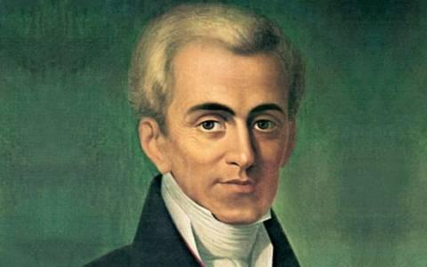 Σαν σήμερα το 1828 - Φτάνει στο Ναύπλιο ο κυβερνήτης Ιωάννης Καποδίστριας