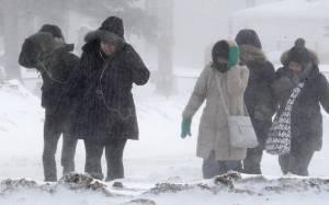 Καναδάς: Στους -45 βαθμούς θα πέσει η θερμοκρασία