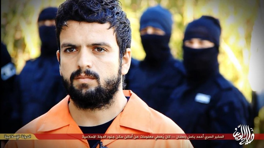 Νέα φρίκη του Ισλαμικού Κράτους: Εκτέλεσαν 8 αστυνομικούς (photos)